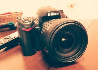 写真:カメラ全体