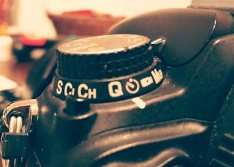 写真:カメラ設定